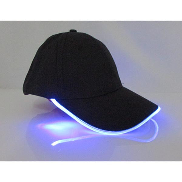 Unisex LED Black Hats