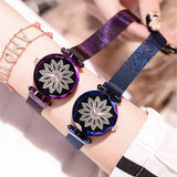 Lady Starry Flower Eloquent Watch
