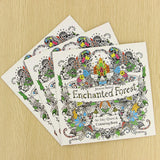 Enchanted Forest Coloring Book - Stress and Anxiety Reliever