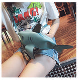 Shark Shoulder Bag