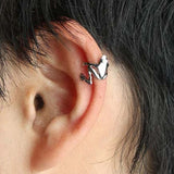 Frog Cuff Clip Earring