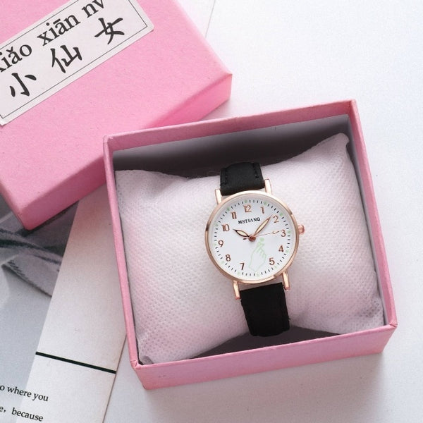 Luminous Heart Watch