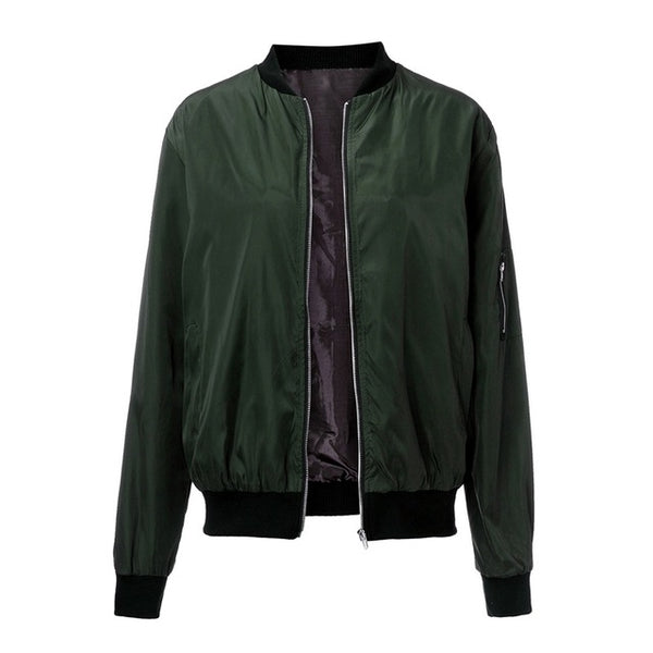 Celeb™ Slim Fit Bomber Jacket