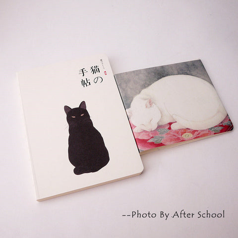 Cat Sketch Book