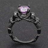 Double Skeleton Ring