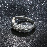 Classic Fish™ Pure 925 Sterling Silver Ring