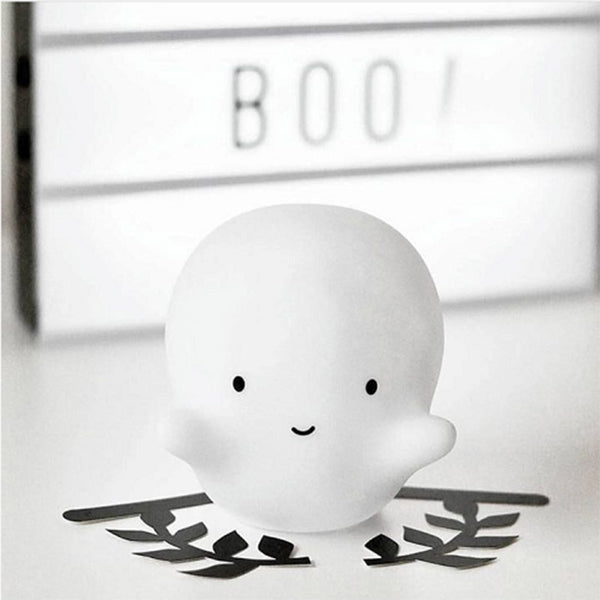 Ghostly LED Night Light