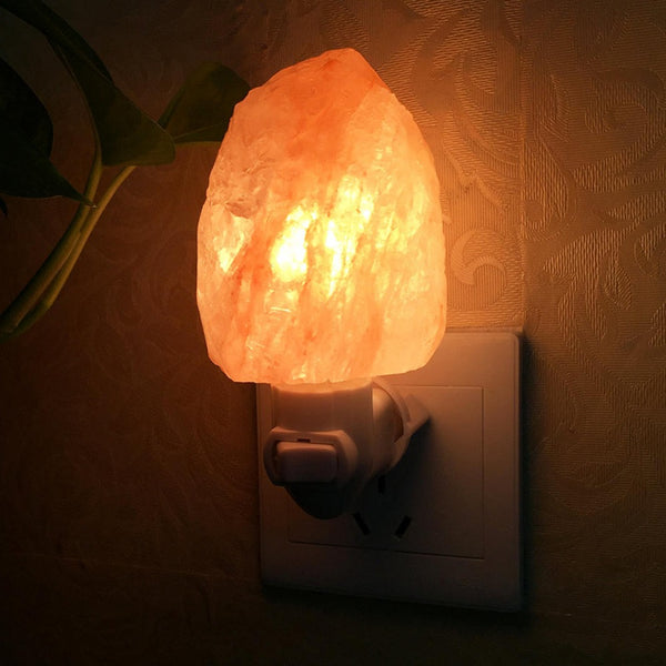 Rotatable Himalayan Salt Night Lamp