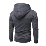 High-End Operator Excursion Long-Sleeved Sweatshirt