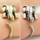 Antique Elephanti™ Ring