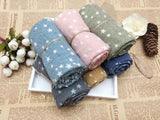 Soft Fabric Star Scarf for Women