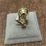 Adjustable Sloth Ring