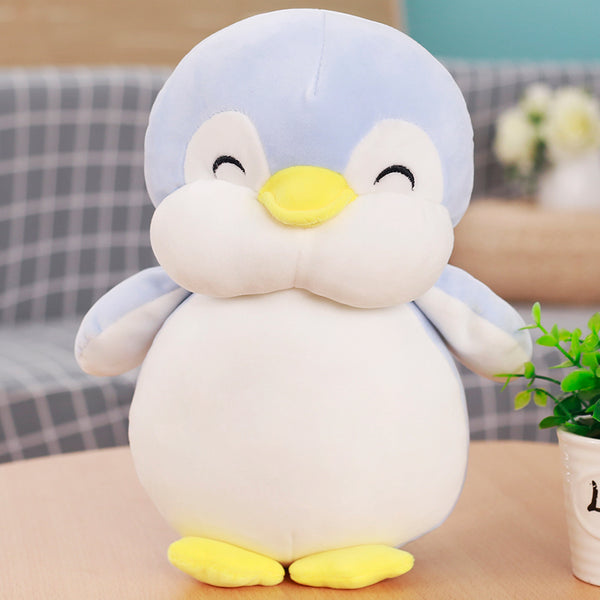 Soft Penguin Plush