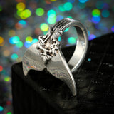 Mystical Mermaid Ring