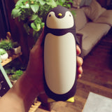 Penguin Thermos Flask - Stainless Steel