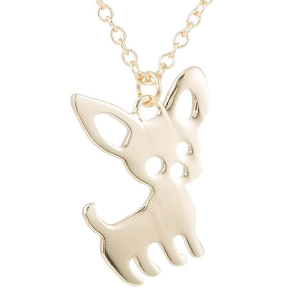 Chihuahua Pet Necklace