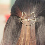 Cat Hairpin