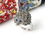 Hedgehog Design Ring