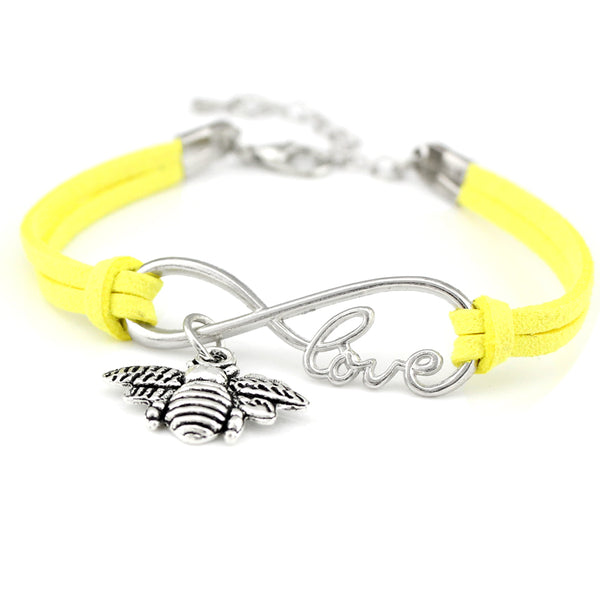 Save The Bees - Love Bee Bracelet