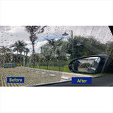 Rainproof Hydrophobic Rearview Mirror Protective Film