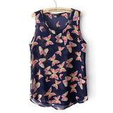 Women Sleeveless Top T Shirt Female Tank Tops Camisole Blusas