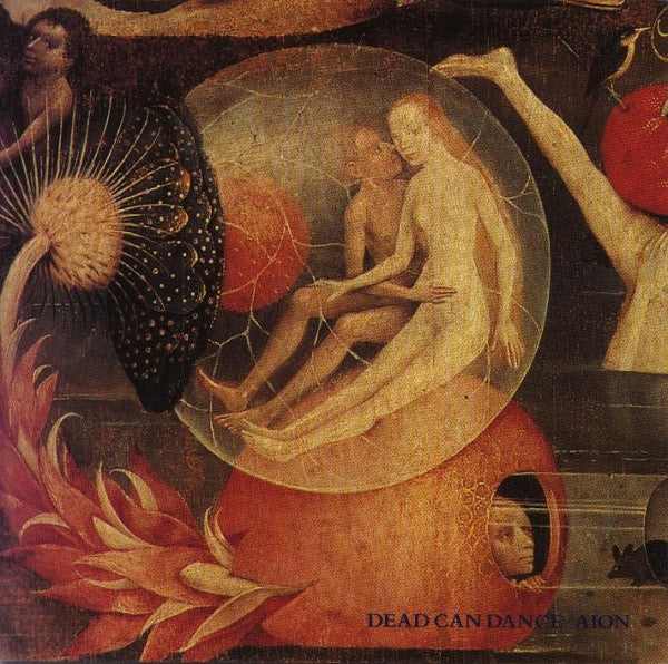 DEAD CAN DANCE 'AION (REMASTERED)' CD