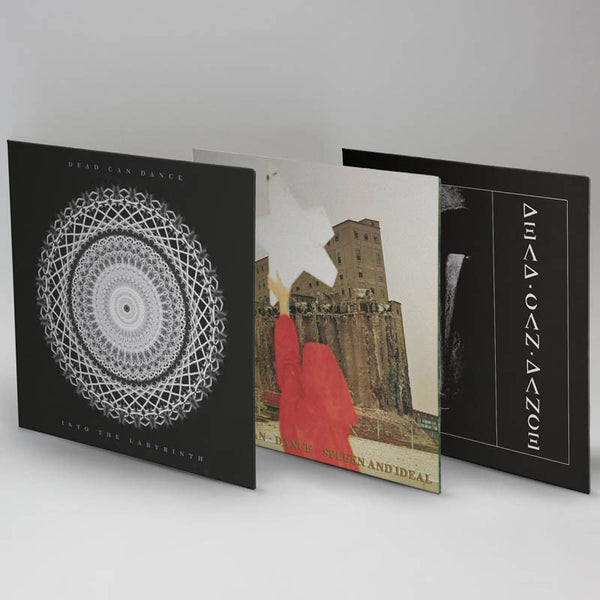 Bundle 1: Dead Can Dance (s/t) / Spleen And Ideal / Into The Labyrinth