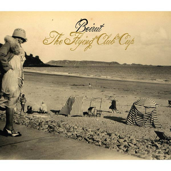 BEIRUT 'THE FLYING CLUB CUP' CD