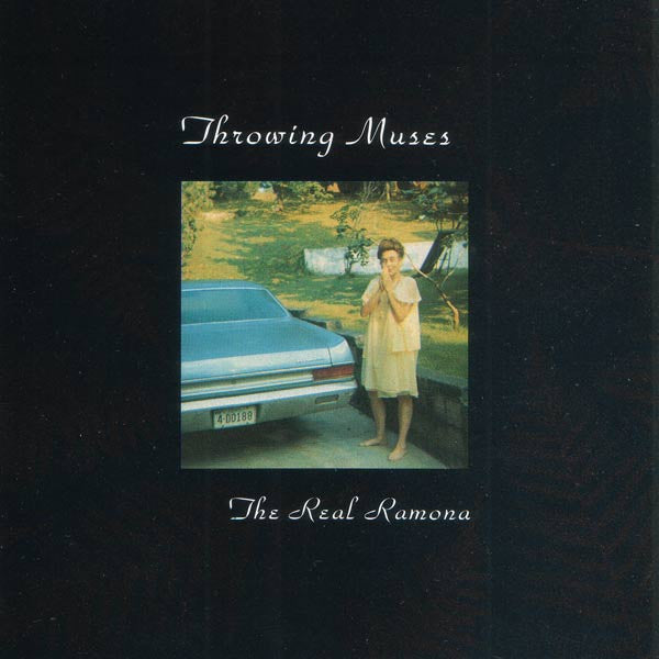 THROWING MUSES 'THE REAL RAMONA' CD