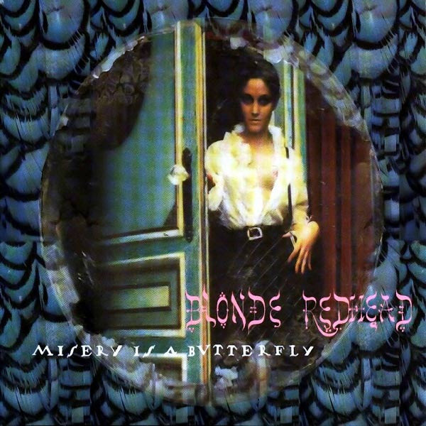 BLONDE REDHEAD 'MISERY IS A BUTTERFLY' CD