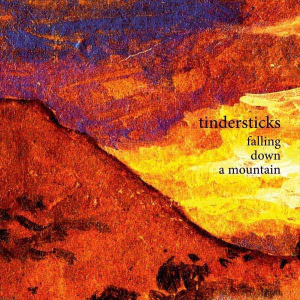 TINDERSTICKS 'FALLING DOWN A MOUNTAIN' CD