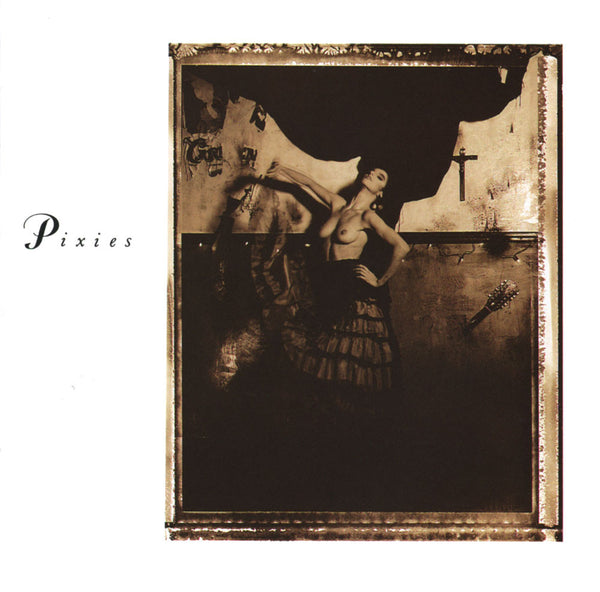 PIXIES 'SURFER ROSA & COME ON PILGRIM' CD