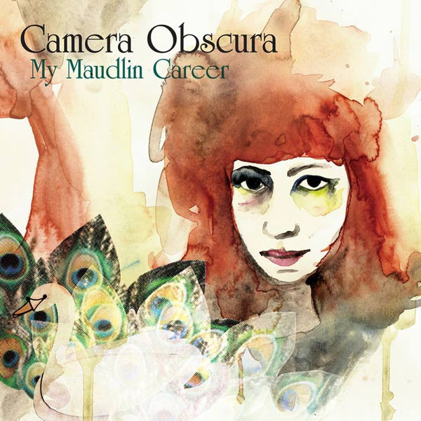 CAMERA OBSCURA 'MY MAUDLIN CAREER' LP