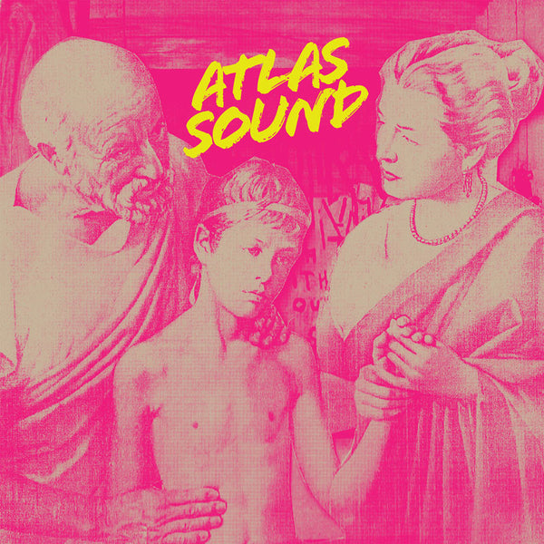 ATLAS SOUND 'LET THE BLIND LEAD THOSE WHO CAN SEE BUT CANNOT FEEL' CD