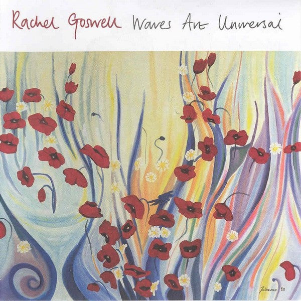 RACHEL GOSWELL 'WAVES ARE UNIVERSAL' CD