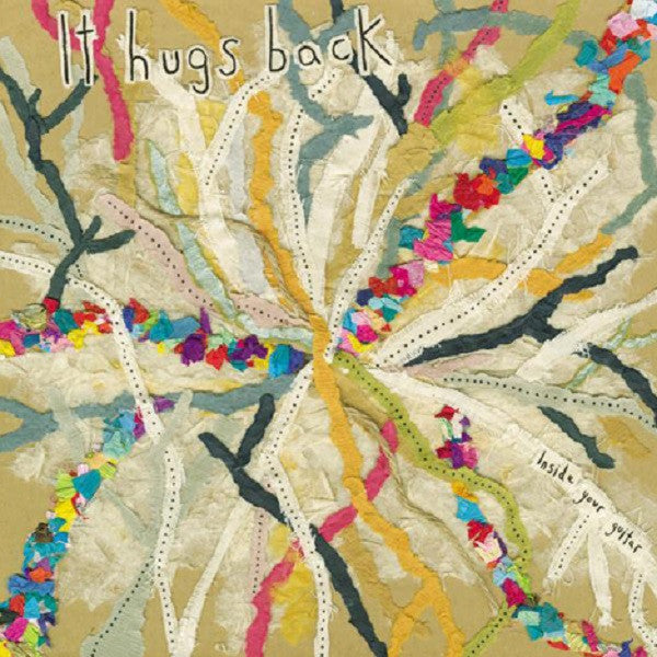 IT HUGS BACK 'INSIDE YOUR GUITAR' CD