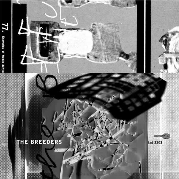 THE BREEDERS 'OFF YOU' 10