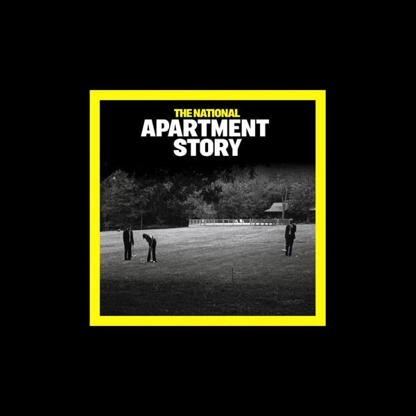 THE NATIONAL 'APARTMENT STORY' 7'' SINGLE