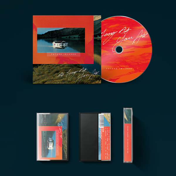 Future Islands - As Long As You Are - CD & cassette bundle