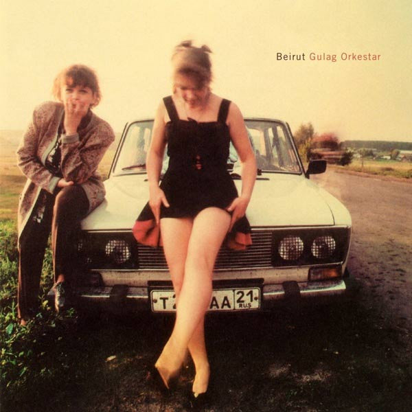 BEIRUT 'THE GULAG ORKESTAR' LP