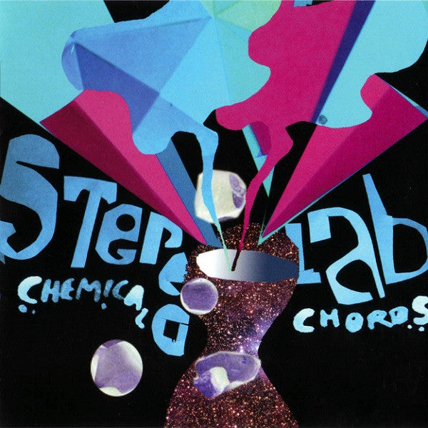 STEREOLAB 'CHEMICAL CHORDS' DELUXE CD