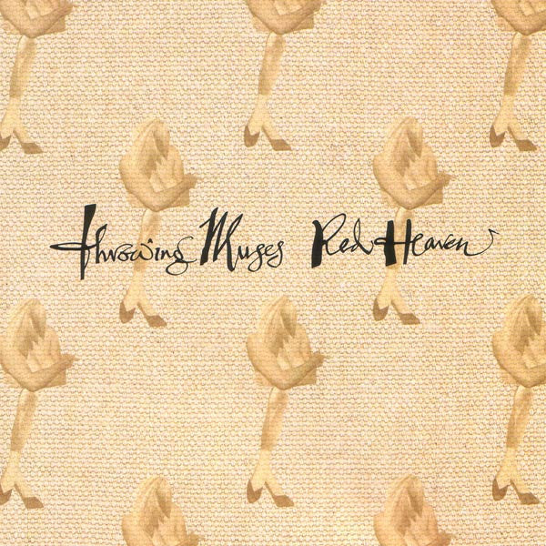 THROWING MUSES 'RED HEAVEN' CD