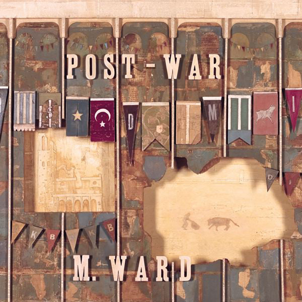 M WARD 'POST-WAR' CD