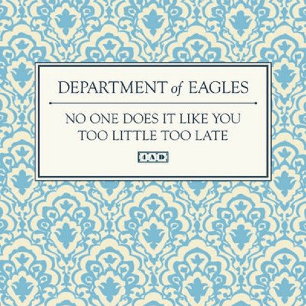 DEPARTMENT OF EAGLES 'NO ONE DOES IT LIKE YOU' 7