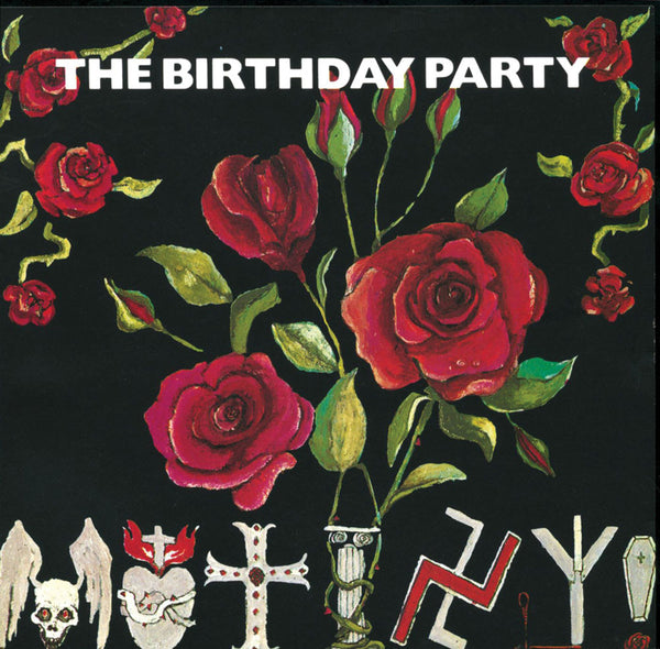 THE BIRTHDAY PARTY 'MUTINY / THE BAD SEED' E.P. CD
