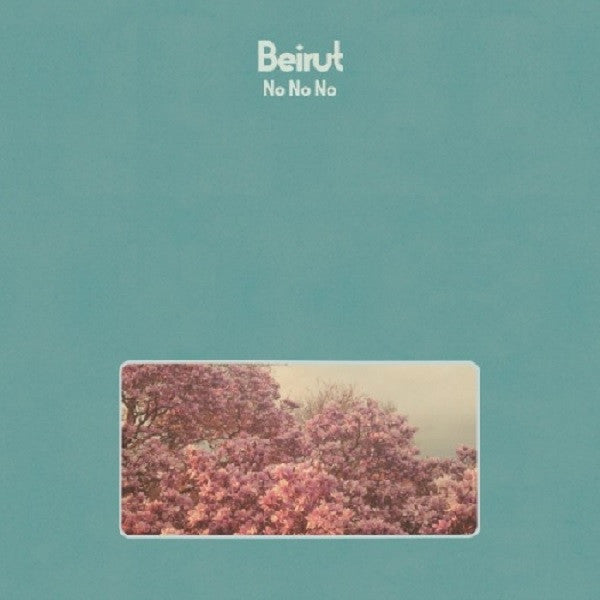BEIRUT NO NO NO LIMITED EDITION BLUE LP
