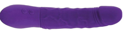 inya twister vibrator purple