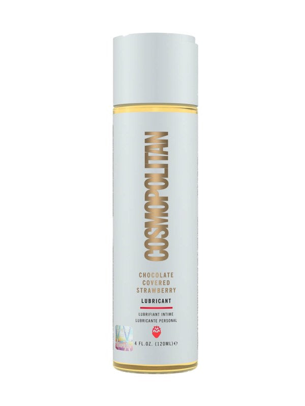 cosmopolitan choc covered strawberry lube 4oz