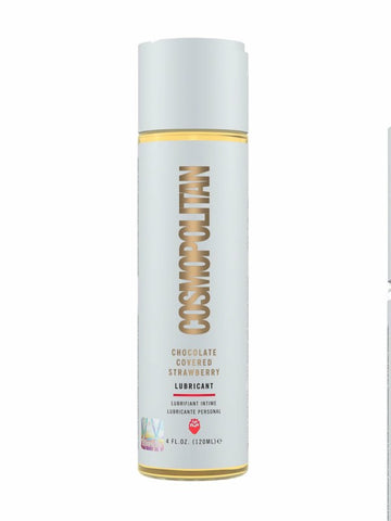 Image of cosmopolitan chocolate strawberry lube