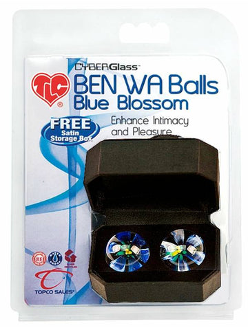 Glass Ben Wa balls - Great kegal exercise